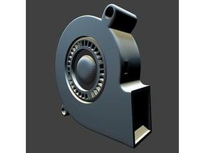 51x15mm blower model, Orion Fans # ODB5115