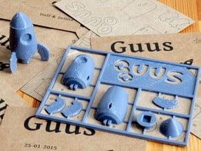 Guus' Rocket