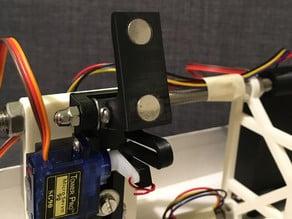 Magnetic EggBot/SphereBot Pen Arm
