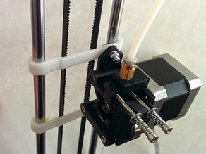 Airtripper Extruder Holder Bracket for Rostock and Rostock Mini
