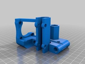 X Axis holders