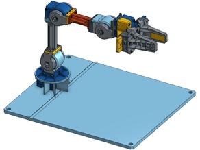 ROBOTIS OpenManipulator Chain