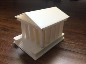 Roman Temple (Maison Carree)
