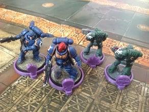Warhammer 40,000 Kill Team Specialist Bases