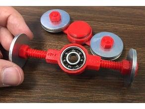 Adjustable Fidget Spinners