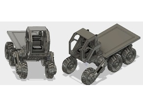 40K Necromunda vehicles