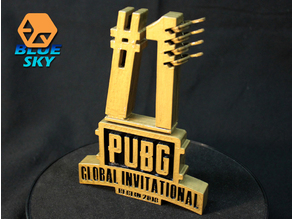 PUBG GLOBAL INVITATIONAL 2018 Symbol