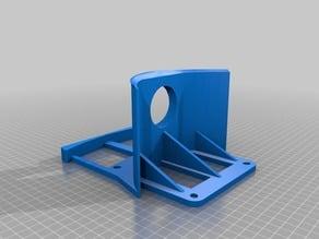 Oculus Rift CV1 or DK2 holder for VESA mount points