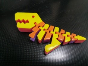 Flexi Rex- Multi and Dual Extrusion version