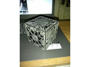 Hellraiser Puzzle Box: The Labyrinth Configuration (Abyssus Daedalus)
