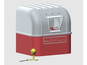 Nest-A-Tron Birdhouse Remix