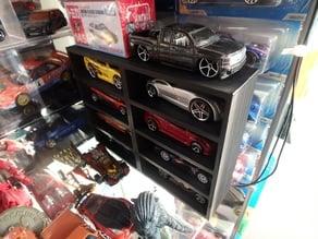 Hot Wheels 4 Layers Mini Rack