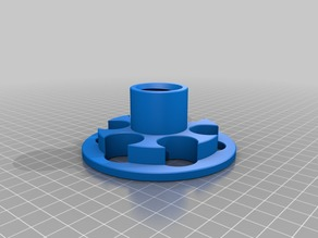 Spool Support for Cubex and 3DFactories filament