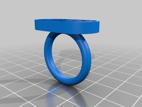 My Customized Text Ring