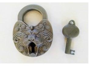 Lion Lock