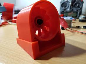 High Speed Ducted Fan (2205 brushless motor)