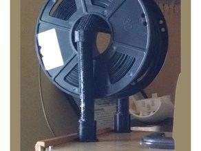 Stanchion Filament Spool Holder