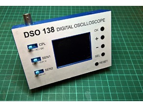 DSO 138 Case With Stand