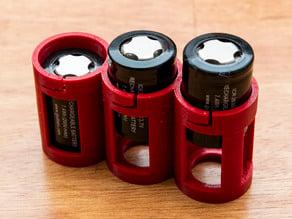 26350 Lithium Battery Holder