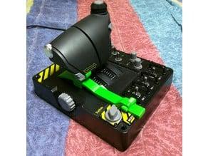 X-55 Throttle Detent Add-on