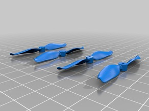 Drone Propellers ready to fly