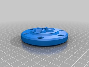 Logitech g27 Steering wheel adapter REMIX for nylock nuts