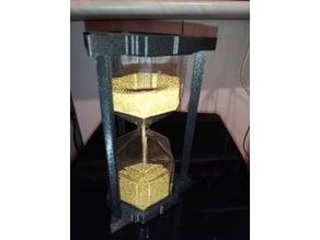IKEA TILLSYN Triforce Hourglass Frame