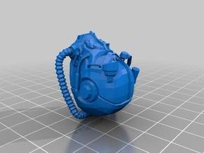 Fallout 4 T60a Helmet
