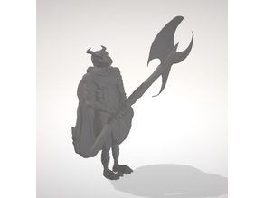 Dragonborn Barbarian