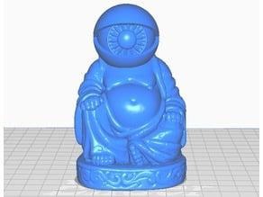 All Seeing Eye Buddha