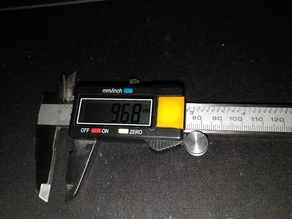 Battery Cover for Generic Digital Caliper