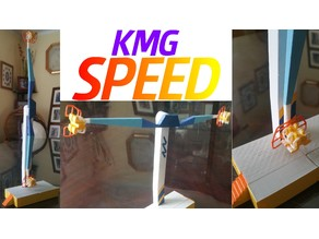 KMG Speed Model (w/ motor)