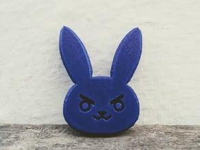 Dva's Bunny Symbol