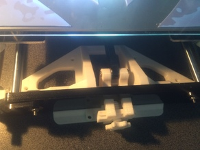 Anet A8 Front Brace Ultimate Remix