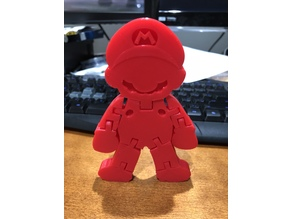 Articulated Mario