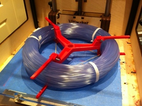 Quick Change Spindle for 1lb filament spool