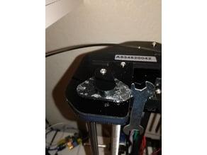 Anet A8 Anti-Z-Wobble plate