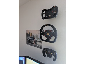 Fanatec wall mount adapter
