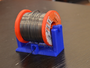 Solder Spool Stand Large