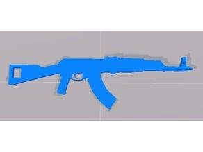AK-47 (keychain)