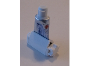 Support de tube de dentifrice