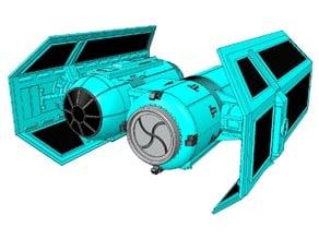 SW - TIE/BR Boarding Shuttle