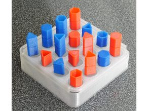 Tetrad board game