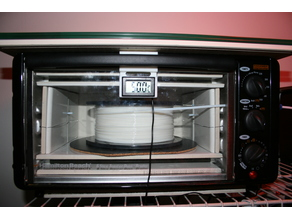 Oven: Drying Filament Dispenser