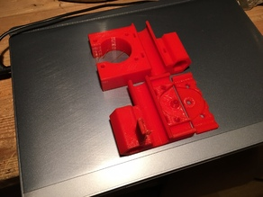 Case-rap 4.0 x-axis group with 8mm z-drive
