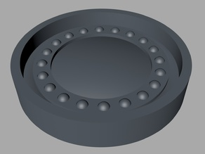 Ball bearing Turntable (for painting, display or other uses)