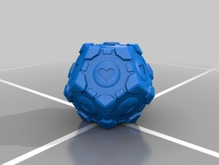 Companion Dodecahedron