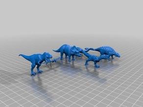 Basic dinosaurs