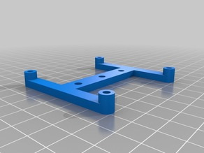 Sparkfun MP3 Trigger PCB Mounting Bracket