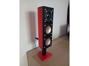 Modular Surround Speaker